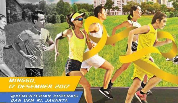 Foto Berita Forwakop SME 5K Run 2017 Buka Kategori Umum dan Wartawan