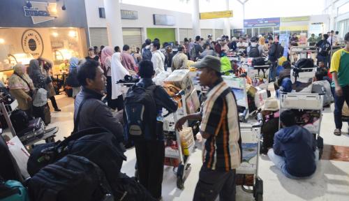Foto Lion Air Optimis Jumlah Penumpang Pesawat Akan Terus Tumbuh
