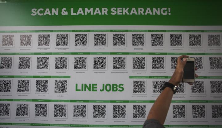 Foto Berita Lebih dari 4.000 Orang Padati IPB Job Fair Expo 2017