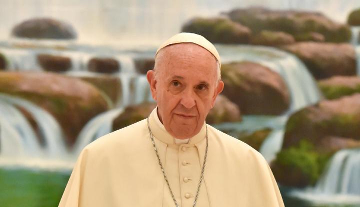 Foto Berita Paus Fransiskus Pecat Anak Buah yang Terlibat Skandal