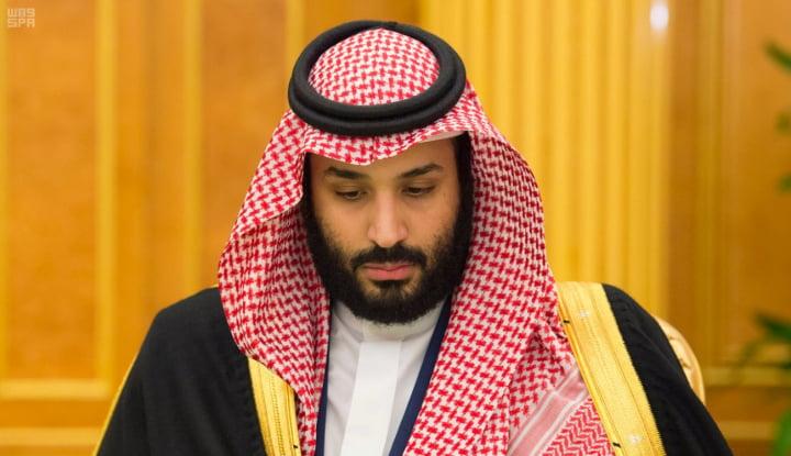 raja arab undang pm malaysia lawatan kerja ke arab saudi