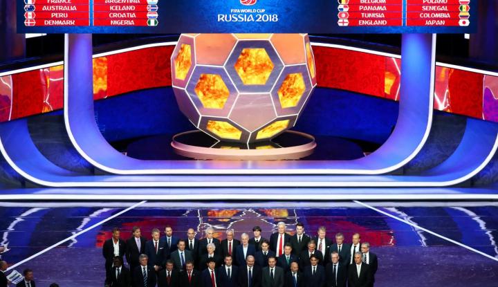 Foto Berita Ini Hasil Lengkap Undian Putaran Final Piala Dunia