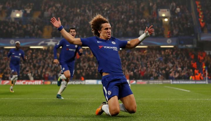 David Luiz Segera Berlabuh ke Arsenal? - Warta Ekonomi