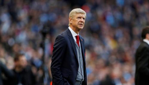Foto Laga Perpisahan Wenger, Arsenal Menang 4-1 atas West Ham