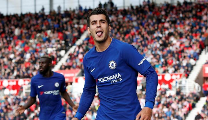 Foto Berita Gasak Southampton, Chelsea Pastikan Melaju ke Final Piala FA