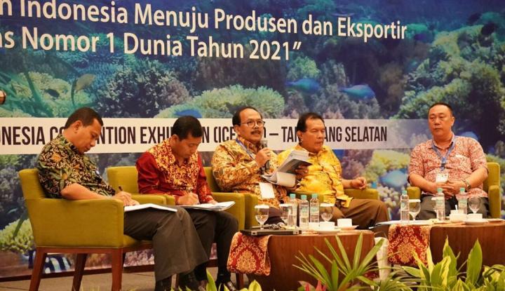 Foto Berita Ekspor Ikan Hias Air Laut Indonesia Ranking 3 Dunia