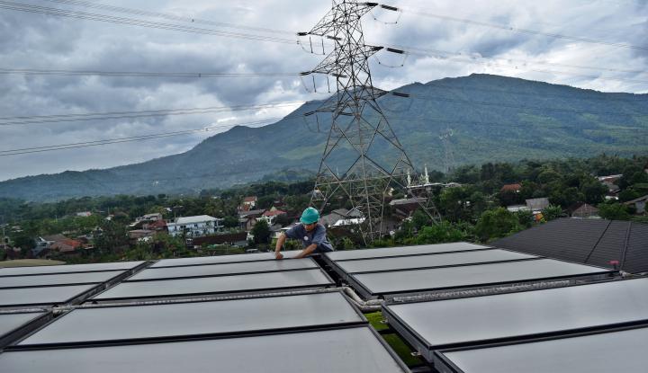 Foto Berita ESDM: Ratusan Ribu Panel Listrik akan Terangi Papua