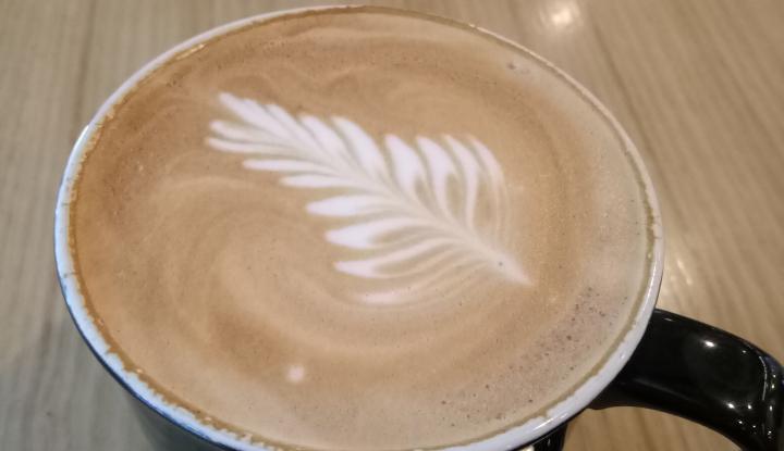 Ini Langkah Membuat Latte Art Sendiri di Rumah - Warta Ekonomi