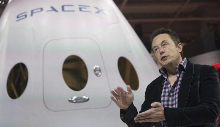 Elon Musk Ingin Hantam Mars dengan Nuklir, Alasannya Membahayakan - Warta Ekonomi