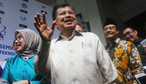 Foto JK: Hal yang Wajar Panglima TNI Diganti