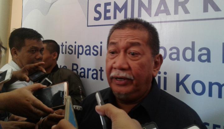 Foto Berita Jabar Genjot Pembangunan Waduk untuk Tingkatkan Produksi Pangan