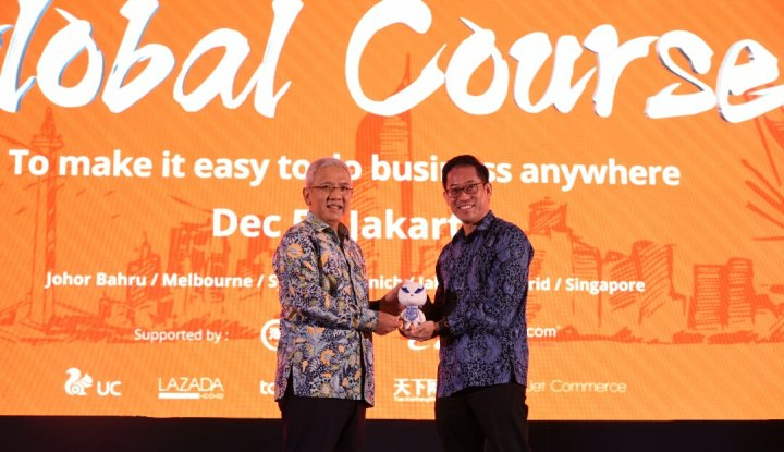 Foto Berita Alibaba Edukasikan E-Commerce Kelas Dunia untuk UKM Indonesia