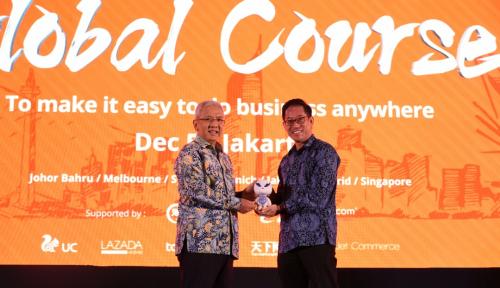 Foto Alibaba Edukasikan E-Commerce Kelas Dunia untuk UKM Indonesia