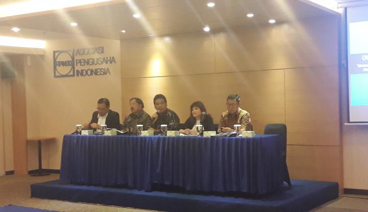 Foto Berita Realistis, Apindo Proyeksi Pertumbuhan Ekonomi 5,2%