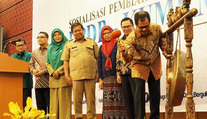 Foto Berita 2018, LPDB KUMKM Akan Pacu Penyaluran Dana Bergulir di Sumbar