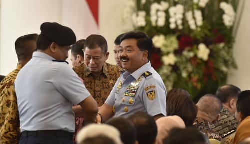 Foto Lima Potensi Ancaman Global Berdampak untuk Indonesia dari Mata Calon Panglima