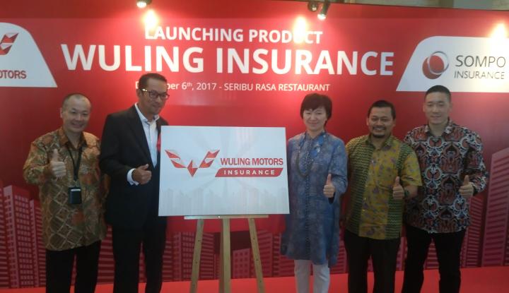 Foto Berita Sompo Insurance dan Wuling Motors Luncurkan Asuransi Bersama