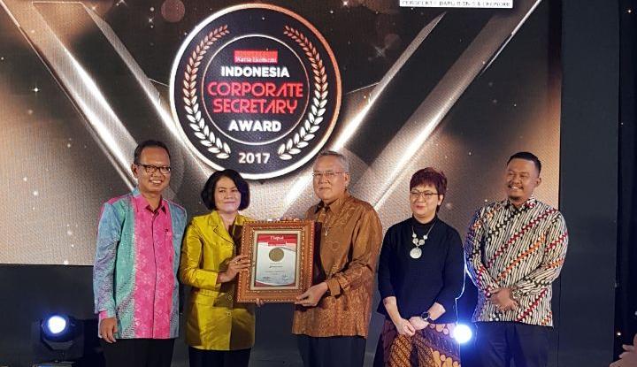 Foto Berita Eagle High Plantations Raih Penghargaan Corsec Award 2017