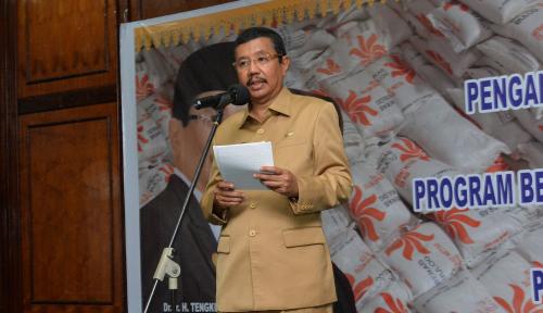 Foto Jelang Pilkada, Gubernur Pastikan Sumut Aman