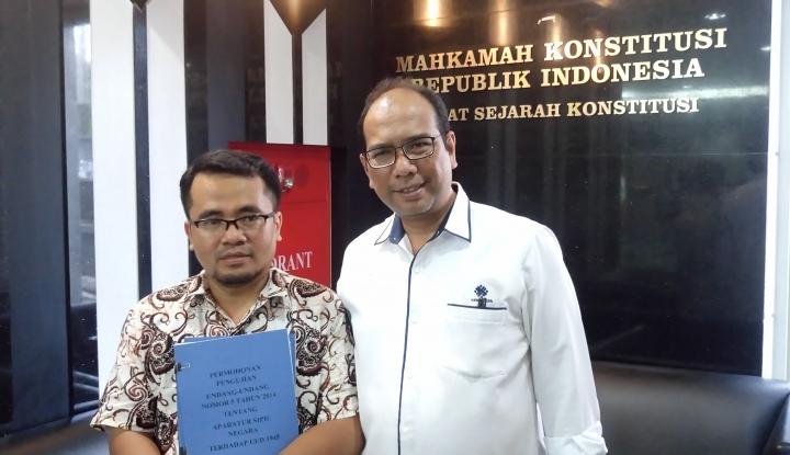Foto Berita JKK dan JKm Dikelola PT Taspen, PNS Gugat UU ASN ke MK