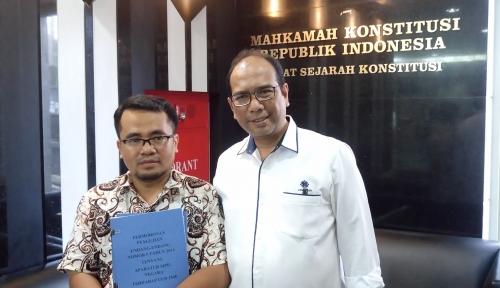 Foto JKK dan JKm Dikelola PT Taspen, PNS Gugat UU ASN ke MK
