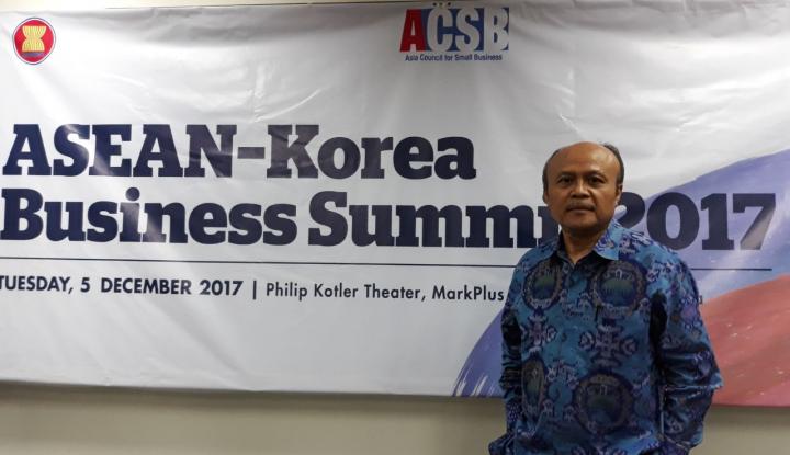 Foto Berita UKM ASEAN-Korea Sepakat Dirikan Pusat Human Entrepreneur