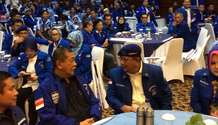 Foto Berita Kalah dari Ridwan Kamil, Begini Kata Demiz