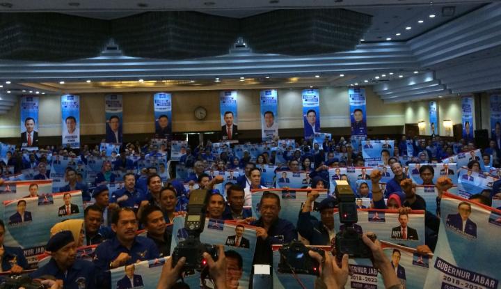 Foto Berita Demiz Bantah PAN Tolak Ahmad Syaikhu