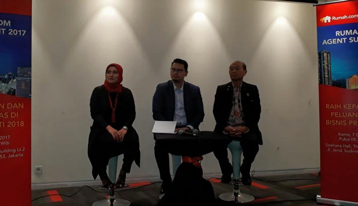 Foto Berita Rumah.com Agent Summit Siap Hadapi Peluang dan Persaingan Bisnis Properti