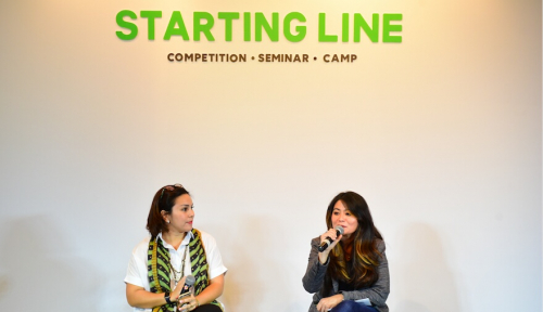 Foto LINE Dorong Mahasiswa Bangun Komunitas Digital Positif