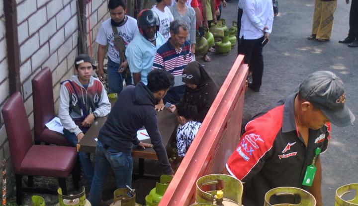 Foto Berita Isu LPG 3 Kg Sulit Didapat di Pasaran, Pemprov DKI: