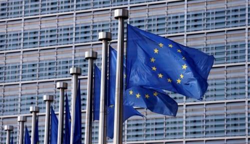 Foto AS Nilai Tawaran Uni Eropa untuk Hindari Tarif Impor 'Tidak Cukup'