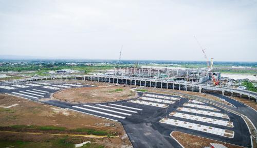 Foto Asyik, Bandara Buleleng Mulai Dibangun Setelah Pemilu