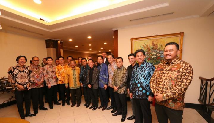 Inilah Para CEO Idaman di Indonesia Tahun 2017 - Warta Ekonomi