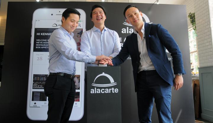 Foto Berita Club Alacarte Kenalkan Cara Baru Bersantap di Era Digital