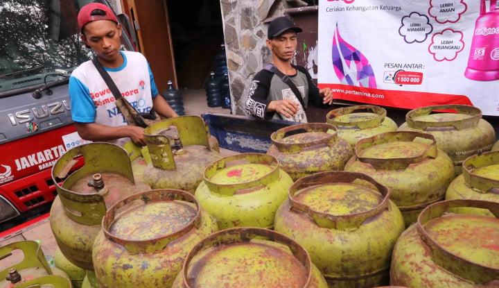 Selama Ramadan, Stok Gas Melon di Kalimantan Aman - Warta Ekonomi