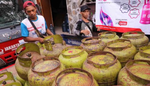 Foto Ini Upaya Pertamina Amankan BBM dan LPG Saat Nataru di Kalimantan