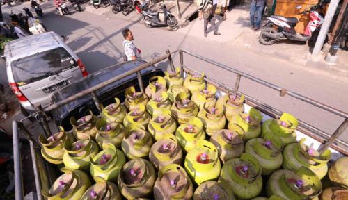 Foto Tunggu SK Gubernur,  Karimun Tetapkan HET Sementara Gas 3 Kg