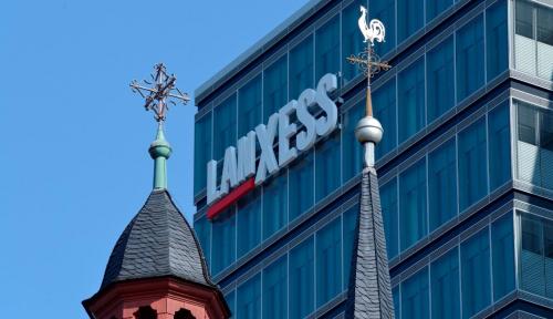 LANXESS Optimis Lewati 2021 Dengan Target EUR 1 Miliar