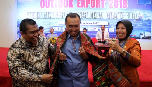 Foto Wagubsu Harapkan Peran GPEI Dorong Ekonomi Sumut