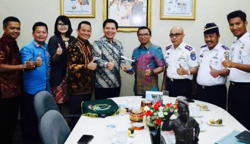 Foto Garuda Buka Rute Makassar-Luwu, Terbang Perdana 18 Desember