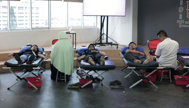 Foto Berita Ajak Lebih Banyak Orang untuk Donor Darah, #RebloodNow Kembali Hadir