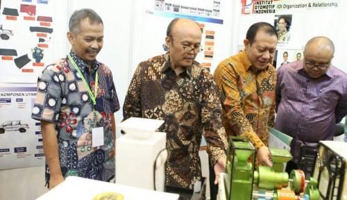 Foto UKM Manufaktur Indonesia Dapat Pendampingan dari Ahli Korea