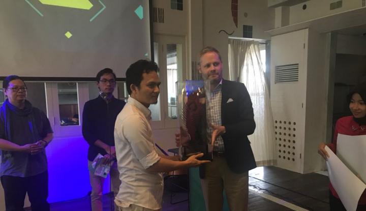 Tempo Raih Anugerah Jurnalistik Antikorupsi