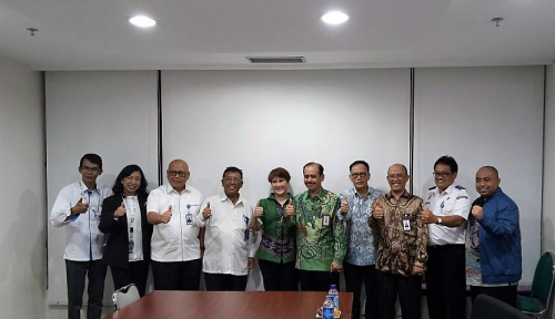 Foto Kementerian BUMN Rombak Jajaran Direksi Perum Damri