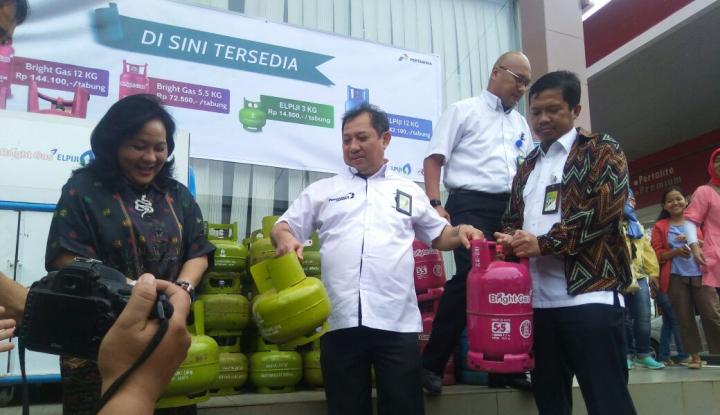 Pertagas Salurkan 1.835 Paket Bantuan untuk Dhuafa dan Yatim Terdampak Covid-19