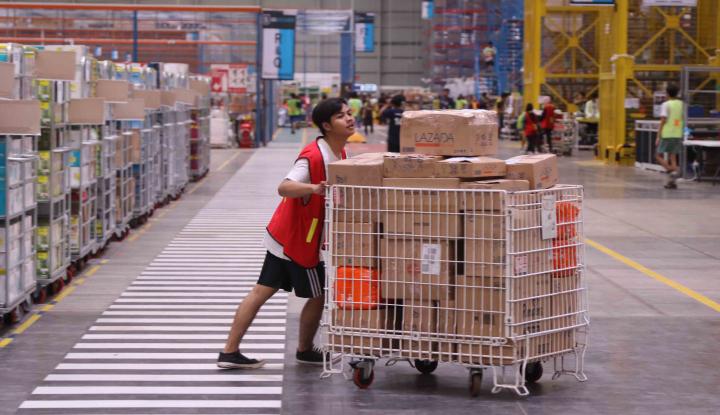 Foto Berita Memaksimalkan Potensi Perdagangan E-Commerce