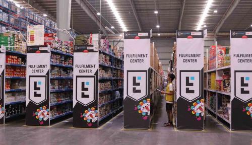Foto Tingkatkan Ekspansi Ekonomi, Alibaba Investasi di Lazada Sebesar $2 Miliar