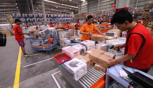 Foto Produk Lokal Berhasil Sumbangkan Rp3,1 M di Ajang Harbolnas
