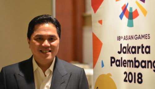 Foto Erick Thohir Mau Jadi Ketua PSSI? Ini Dia Jawabannya...